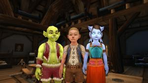 Guide World of Warcraft - Kinderwoche