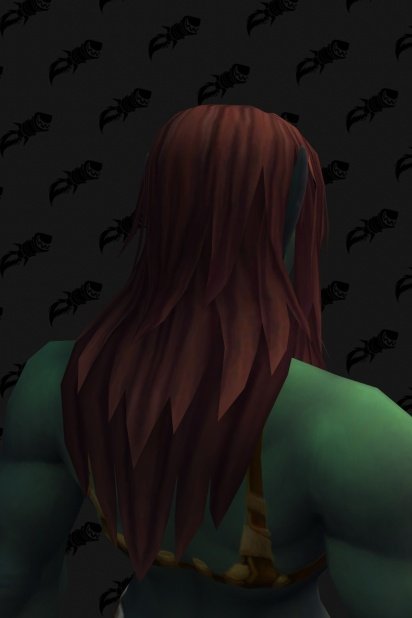 Hair Color - Female Orc 02