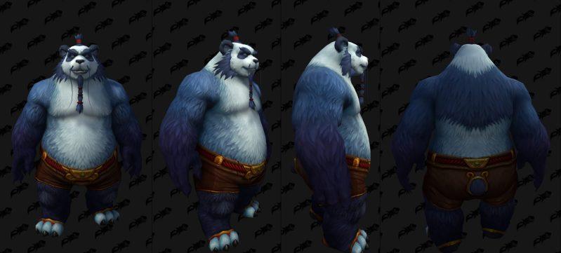 Male Pandaren Customization 01