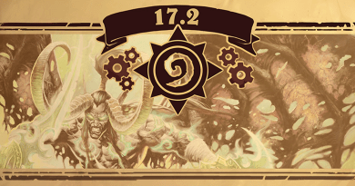 Hearthstone – Patch 17.2