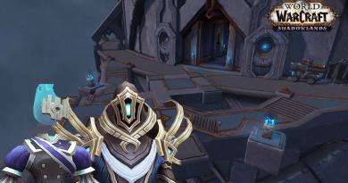 Shadowlands Alpha - Vorschau auf Oribos und dessen Bewohner