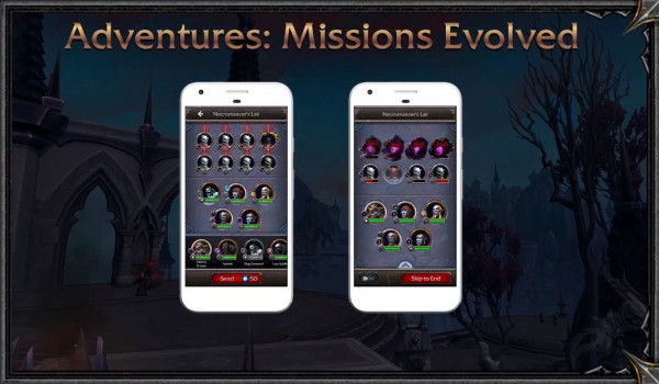 Missions Mobile