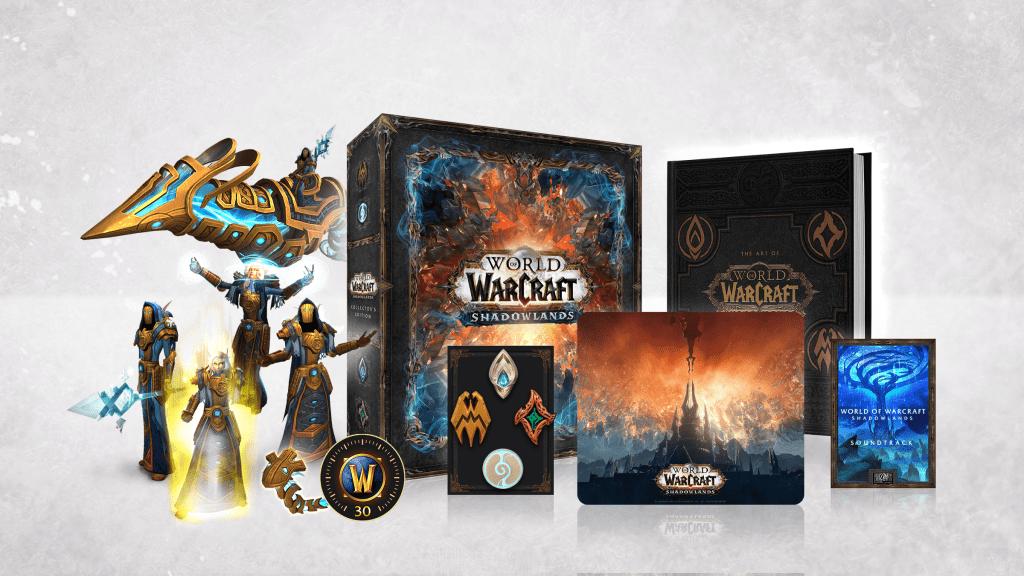 Shadowlands Collectors Edition
