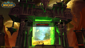 World of Warcraft Burning Crusade Classic Beta