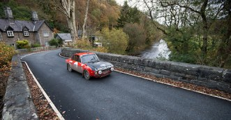 """Photos of Rally of the Tests 2014 (30/10-02/11/2014) All rights reserved. Editorial use only for press kit about 1Rally of the Tests 2014. Any further use is forbidden without previous Author's consent. Author's credit """"©Photo F&R Rastrelli"""" is mandatory"""