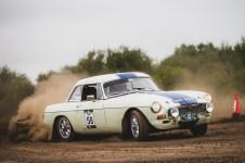 """Hero Challenge 3 2021, Bicester to Banbury. """"58 Simon Ayris + Kim Bannister , MG B Roadster, 1965"""""""