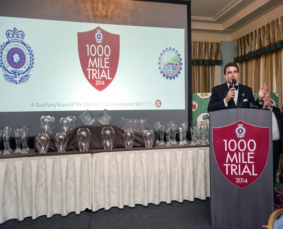 """Photos of 1000 Miles Trial 2014 (12-19/07/2014) All rights reserved. Editorial use only for press kit about 1000 Miles Trial 2014. Any further use is forbidden without previous Author's consent. Author's credit """"©Photo F&R Rastrelli"""" is mandatory"""