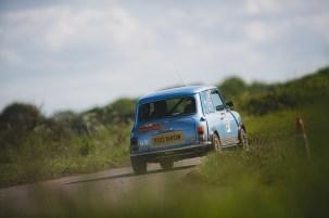 HERO-ERA Summer Trial 2021. 51,Andy Simpson, Roger Bricknell, Austin Morris Mini Clubman GT