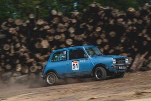 HERO-ERA Summer Trial 2021. 51Andy SimpsonRoger BricknellAustin MorrisMini Clubman GT