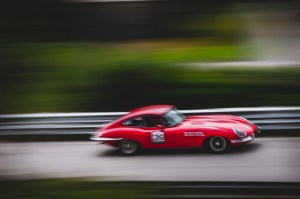"""HERO-ERA Classic Marathon 2021. """"26 Marcus Anderson + Matthew Lymn Rose , Jaguar E-Type"""" The event that started the classic rallying scene back in 1988, travels through Northern Spain and Portugal in its latest incarnation."""