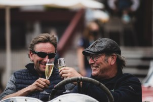 """HERO-ERA Classic Marathon 2021. """"2 Bill Cleyndert + Leigh Powley , Ford Model A Special"""" The event that started the classic rallying scene back in 1988, travels through Northern Spain and Portugal in its latest incarnation."""