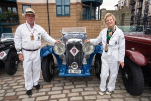 Royal Automobile Club 1000 Mile Trial