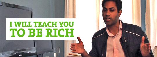lifestyle design Ramit Sethi interview
