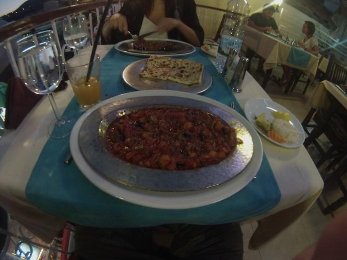 Vegan turkish food,