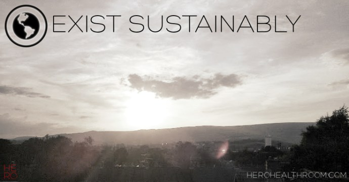 Exist sustainably, Health Room