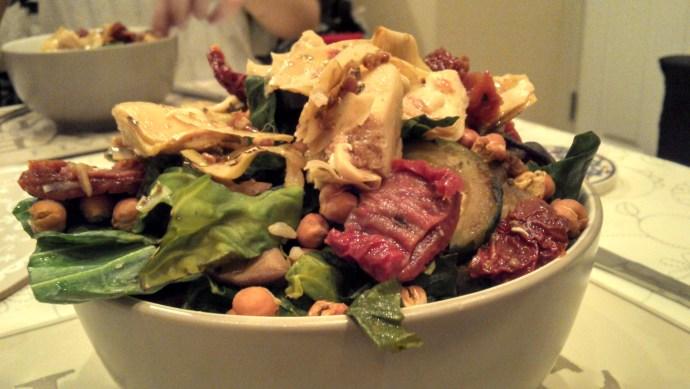 Meditteranian Wholefood Bowl