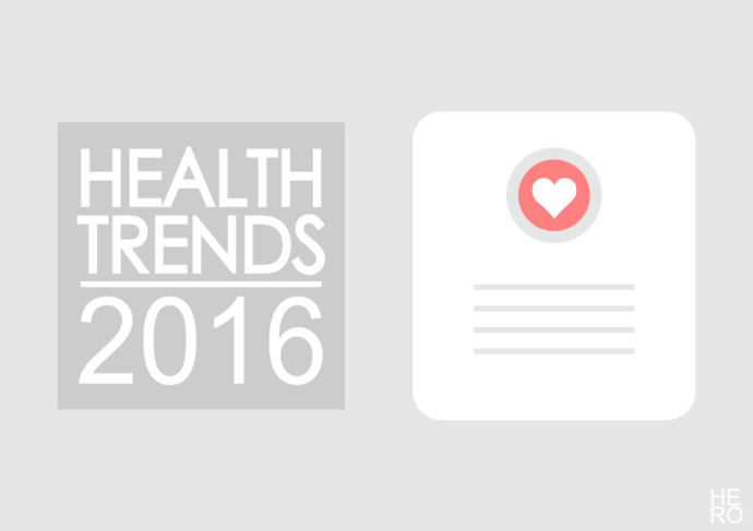 Health Trends of 2016