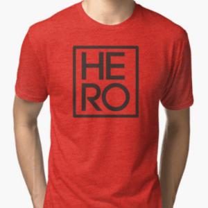 Hero Black T Product