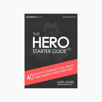 Hero Starter Guide Product Image Health Room