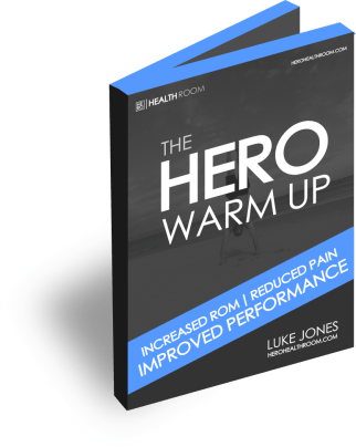 HERO Warm Up Mobility and Stretching Routines