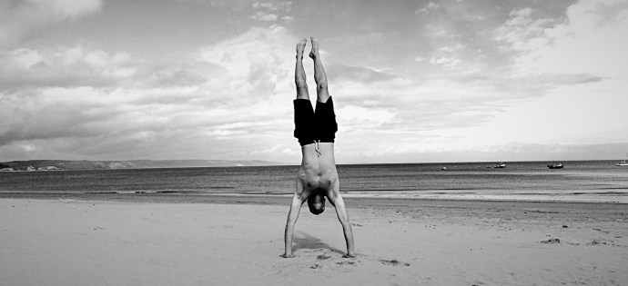 Handstanding to Financial Freedom