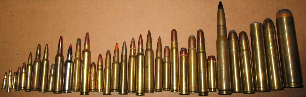 762 Rounds 5 Nato 56 Vs
