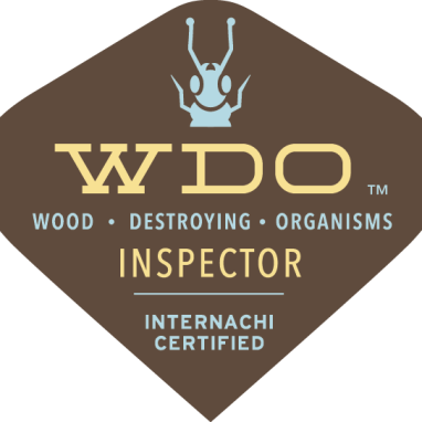 Certified Wood Destroying Organisms Inspector Logo