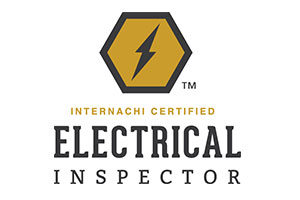 Internachi Certified Electrical Inspector Logo