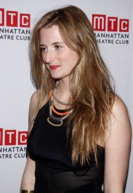 Grace Gummer (Meryl Streep's daughter) Opening night after party for the MTC production of 'The Columnist', held at the Copacabana night club. New York City, USA - 25.04.12 Mandatory Credit: Joseph Marzullo/WENN.com