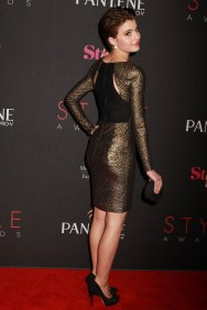 SAMI GAYLE at 9th Annual Style Awards in New York