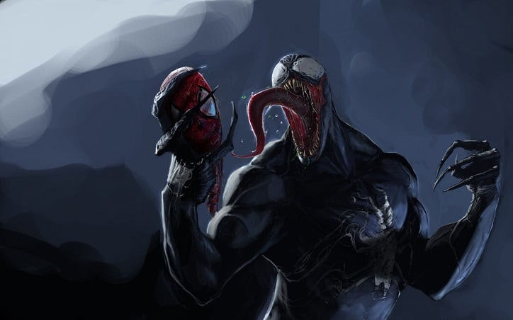 Sony's 'venom' Spinoff Back In Development; Lands New Writer