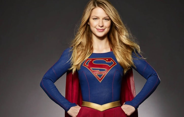 Melissa Benoist Isnt On Board For A The Flash Amp Supergirl