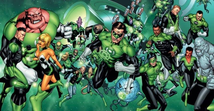 Green Lantern Corps Justice League Zack Snyder Jeremy Irvine Alan Scott