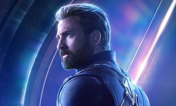 The Avengers 4 Infinity War Captain America Marvel Chris Evans