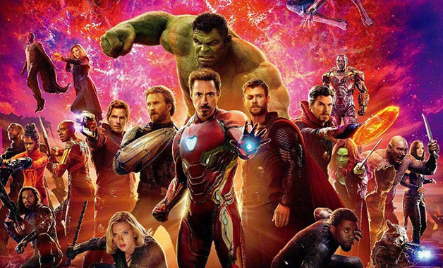 Disney Reveals New Avengers Endgame Poster For Chinese New Year