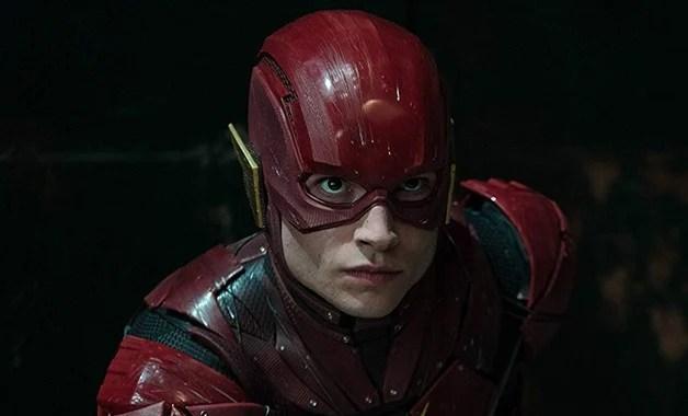 The Flash Ezra Miller Justice League DC Comics Zack Snyder Batman v Superman Johnny Quick Andy Muschietti IT