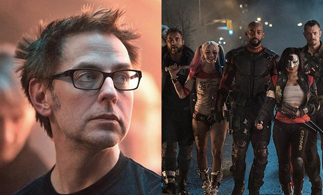 James Gunn Suicide Squad DC Comics