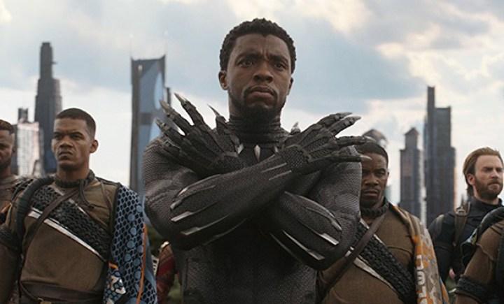 Resultado de imagem para black panther infinity war
