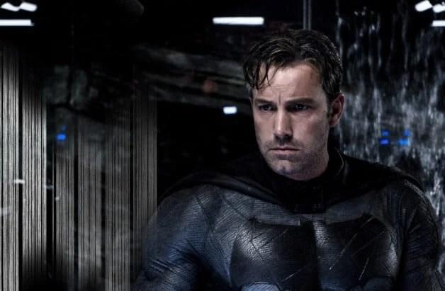 Batman Ben Affleck Matt Reeves