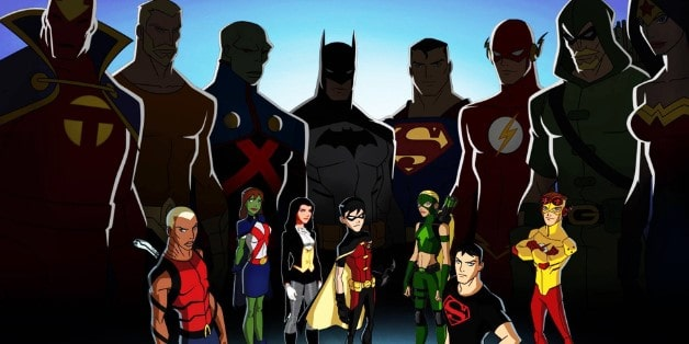 Review: YOUNG JUSTICE Season One