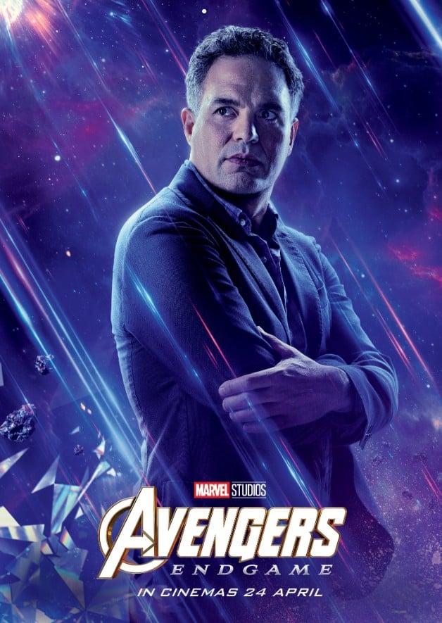 Avengers Endgame Mark Ruffalo Bruce Banner Hulk