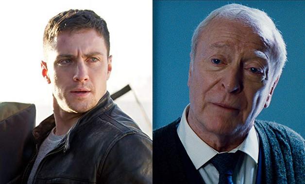 Aaron Taylor-Johnson, Michael Caine Join Christopher Nolan ...