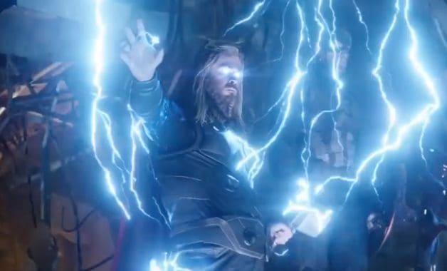 Chris Hemsworths Shocking Avengers Endgame Look Revealed