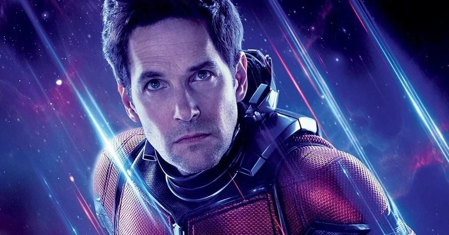 Avengers Endgame Paul Rudd Ant-Man 3 Apple Marvel Thanos