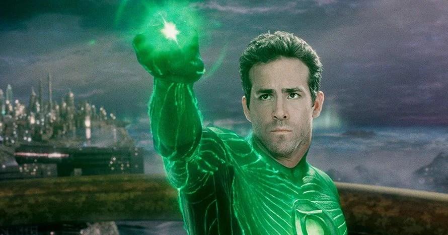 Green Lantern Ryan Reynolds Taika Waititi Deadpool Zack Snyder's Justice League