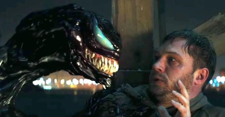 'Venom' Concept Art Brings Mark Bagley Symbiote Designs To Life For Tom Hardy