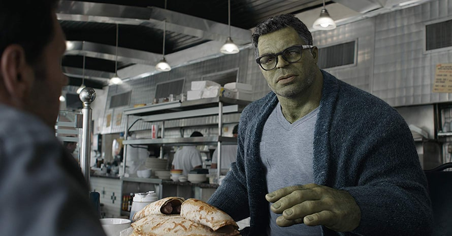 Avengers Endgame Hulk Thanos Mark Ruffalo She-Hulk Disney Plus