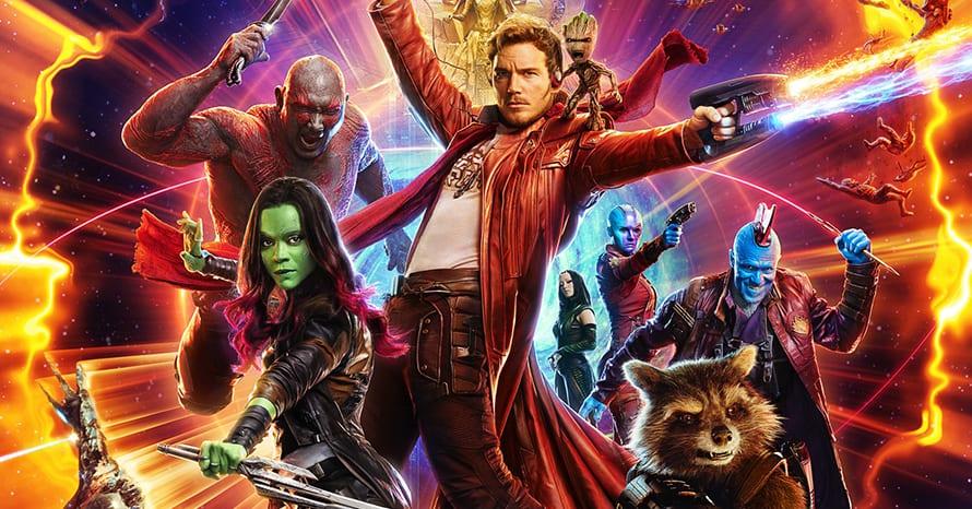 Guardians of the Galaxy Vol. 3 James Gunn Marvel Studios Disney