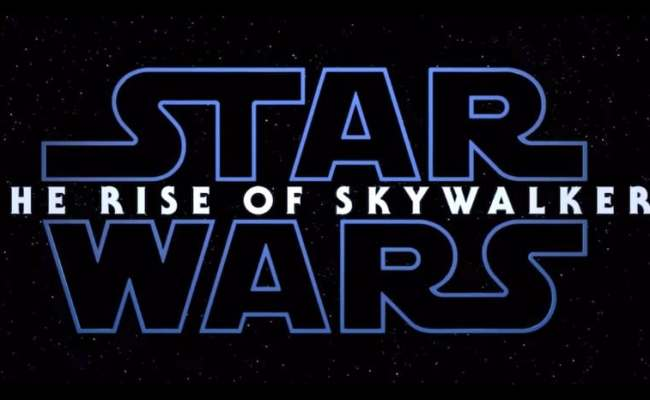 New Star Wars The Rise Of Skywalker Poster Reveals