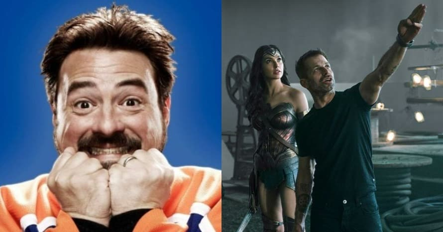 Kevin Smith Wants To See More 'Justice League' Films From Zack Snyder